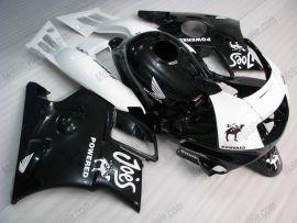 Honda CBR600 F2 1991-1994 ABS Fairing - Joes - Camel - Black/White