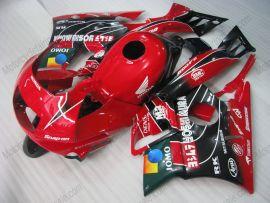 Honda CBR600 F2 1991-1994 ABS Fairing - JOMO - Red/Black