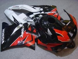 Honda CBR600 F2 1991-1994 ABS Fairing - Others - Red/Black/White