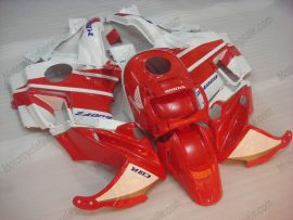 Honda CBR600 F2 1991-1994 ABS Fairing - Others - Red/White