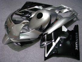 Honda CBR600 F2 1991-1994 ABS Fairing - Others - Silver/Black