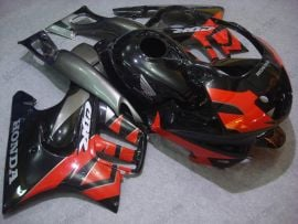 Honda CBR600 F3 1995-1996 Injection ABS Fairing - Others - Black/Red