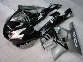 Honda CBR600 F3 1995-1996 Injection ABS Fairing - Others - Black/Silver