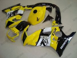 Honda CBR600 F3 1997-1998 Injection ABS Fairing - Others - Yellow/Black