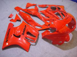 Honda CBR600 F3 1997-1998 Injection ABS Fairing - Others - All Red