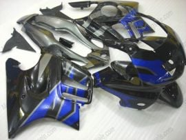 Honda CBR600 F3 1995-1996 Injection ABS Fairing - Others - Black/Blue