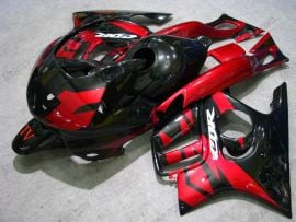 Honda CBR600 F3 1997-1998 Injection ABS Fairing - Others - Red/Black