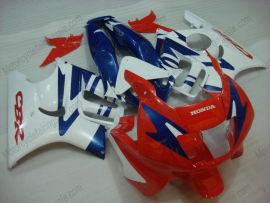 Honda CBR600 F3 1997-1998 Injection ABS Fairing - Others - Red/White/Blue