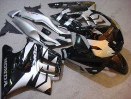 Honda CBR600 F3 1997-1998 Injection ABS Fairing - Others - White/Black
