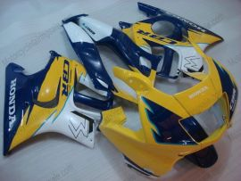 Honda CBR600 F3 1995-1996 Injection ABS Fairing - Others - Yellow/Blue