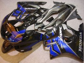 Honda CBR600 F3 1997-1998 Injection ABS Fairing - Others - Black/Blue