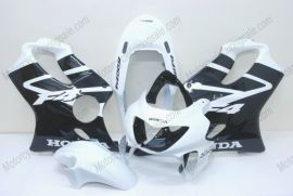 Honda CBR600 F4 1999-2000 Injection ABS Fairing - Others - Black/White