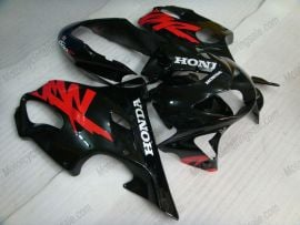 Honda CBR600 F4 1999-2000 Injection ABS Fairing - Others - Black/Red