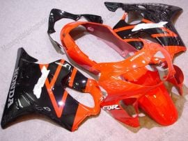 Honda CBR600 F4 1999-2000 Injection ABS Fairing - Others - Orange/Black/Red