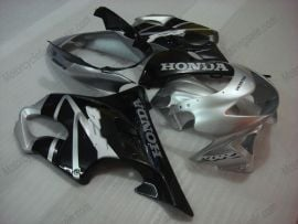 Honda CBR600 F4 1999-2000 Injection ABS Fairing - Others - Silver/Black