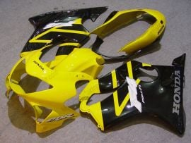 Honda CBR600 F4 1999-2000 Injection ABS Fairing - Others - Yellow/Black