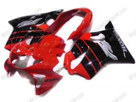 Honda CBR600 F4 1999-2000 Injection ABS Fairing - Others - Red/Black