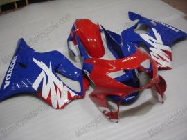 Honda CBR600 F4 1999-2000 Injection ABS Fairing - Others - Red/Blue