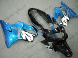 Honda CBR600 F4 1999-2000 Injection ABS Fairing - Others - Black/Blue