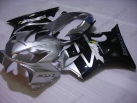 Honda CBR600 F4i 2004-2007 Injection ABS Fairing - Others - Silver/Black