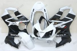Honda CBR600 F4i 2004-2007 Injection ABS Fairing - Others - White/Black