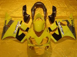 Honda CBR600 F4i 2004-2007 Injection ABS Fairing - Others - Black/Yellow