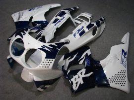 Honda CBR900RR 893 1992-1993 ABS Fairing - Fireblade - Deep Blue/White