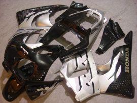 Honda CBR900RR 893 1992-1993 ABS Fairing - Fireblade - Silver/Black