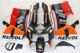 Honda CBR900RR 893 1994-1995 ABS Fairing - Repsol - Orange/Black