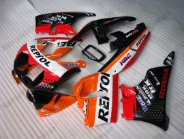 Honda CBR900RR 893 1992-1993 ABS Fairing - Repsol  - Orange/Black