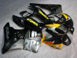 Honda CBR900RR 893 1994-1995 ABS Fairing - Fireblade - Gray/Black/Yellow