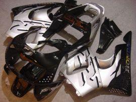 Honda CBR900RR 893 1994-1995 ABS Fairing - Fireblade - Silver/Black