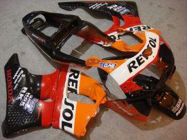 Honda CBR900RR 893 1994-1995 ABS Fairing - Repsol - Orange/Red/Black