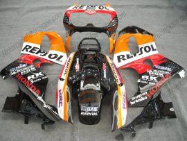 Honda CBR900RR 893 1996-1997 ABS Fairing - Repsol - Orange/Black