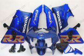 Honda CBR900RR 919 1998-1999 ABS Fairing - Fireblade - Blue
