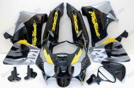 Honda CBR900RR 919 1998-1999 ABS Fairing - Fireblade - Gray/black/Yellow