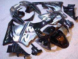 Honda CBR900RR 919 1998-1999 ABS Fairing - Fireblade - Gray/Black