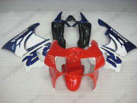 Honda CBR900RR 919 1998-1999 ABS Fairing - Fireblade - Red/White