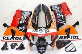 Honda CBR900RR 919 1998-1999 ABS Fairing - Repsol - Orange/Red/Black