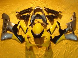 Honda CBR900RR 929 2000-2001 ABS Fairing - Others - Yellow/Sliver