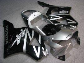Honda CBR900RR 954 2002-2003 Injection ABS Fairing - Fireblade - Black/Silver