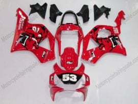 Honda CBR900RR 954 2002-2003 Injection ABS Fairing - Others - Red/Black