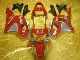 Honda CBR900RR 954 2002-2003 Injection ABS Fairing - Others - Red