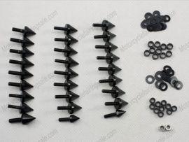 Honda Fairing Screw Bolts For CBR900RR 893 - 1996-1997 - Black