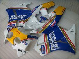Honda VFR400R NC30 1990-1993 ABS Fairing - Rothmans - Blue/White/Yellow