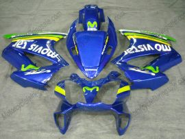 Honda VFR800 2002-2013 Injection ABS Fairing - Others - Blue