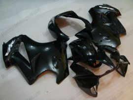 Honda VFR800 2002-2013 Injection ABS Fairing - Factory Style - Black