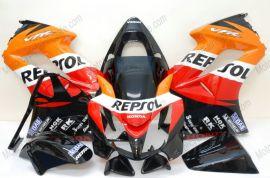 Honda VFR800 2002-2013 Injection ABS Fairing - Repsol - Orange/Black/Red