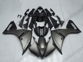 Yamaha YZF-R1 2012-2014 Injection ABS Fairing - Factory Style - Gray