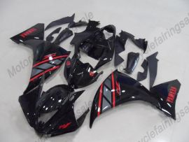 Yamaha YZF-R1 2012-2014 Injection ABS Fairing - Factory Style - Red/Black